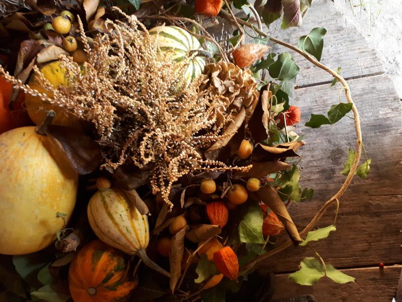 Ayurveda Herbst