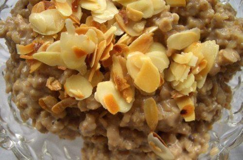 Chai Porridge Ayurveda