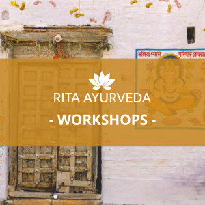 Rita Ayurveda Workshop