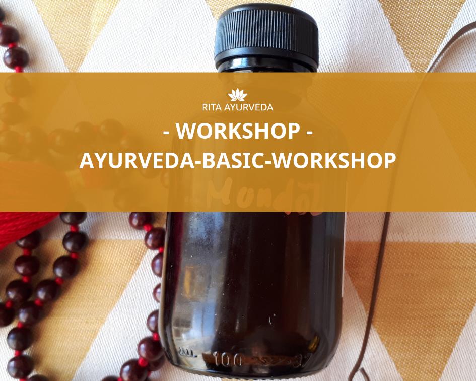 Ayurveda Basic Workshop