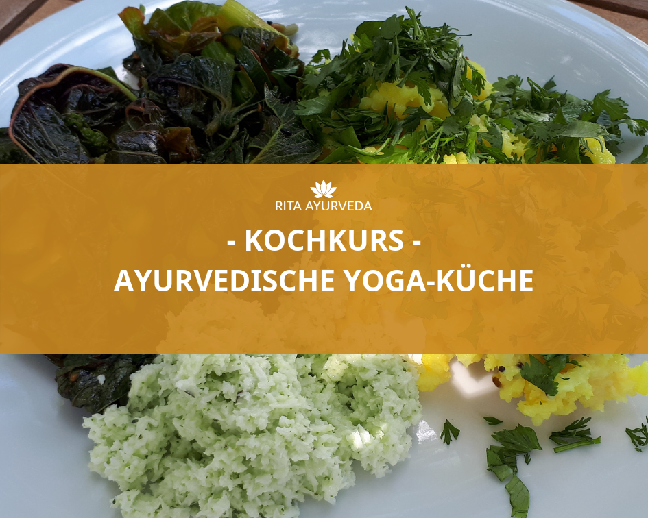 Ayurvedische Yoga-Küche