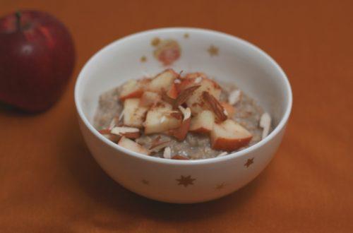 Lebkuchenporridge