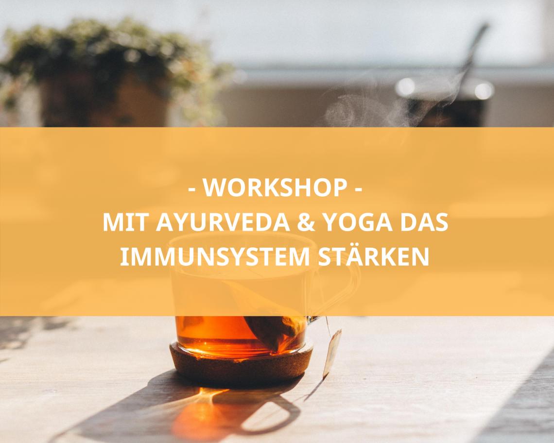 Ayurveda Yoga Immunsystem