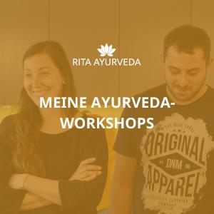 Rita Ayurveda Workshops