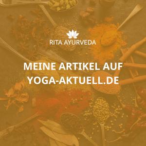 Rita Longin Yoga aktuell
