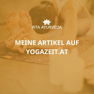 Rita Longin Ayurveda Yogazeit